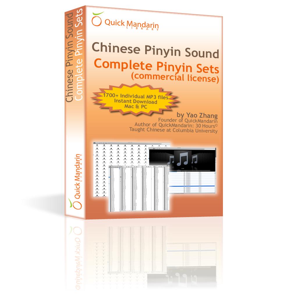 Pinyin Sound